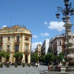 Afbeelding vliegen vanaf Zaventem naar Sevilla