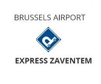 Logo van Brussels Airport Express Zaventem